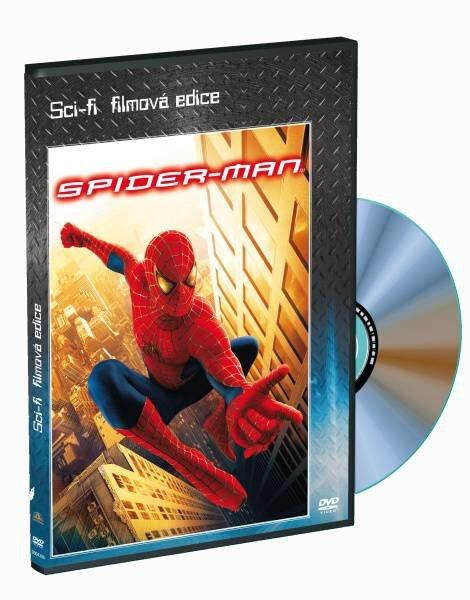 Spider-Man (DVD) - žánrová edice - sci-fi