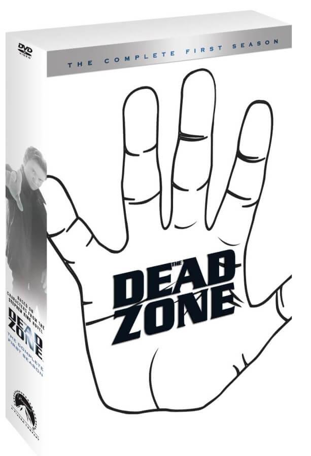 Mrtvá zóna - 1. sezóna 4xDVD (pouze s českými titulky)