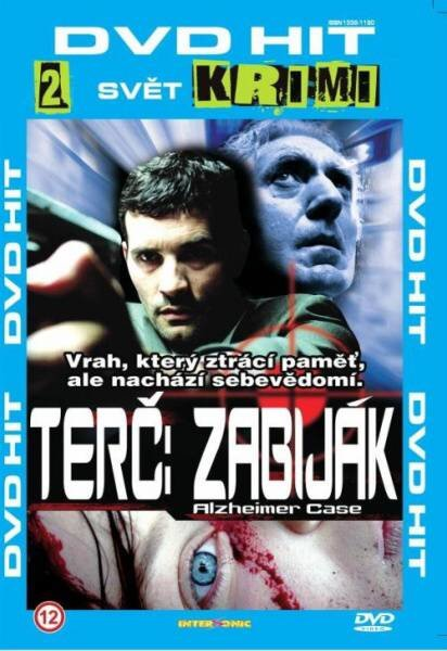 Terč: zabiják - edice svět krimi (DVD) (papírový obal)
