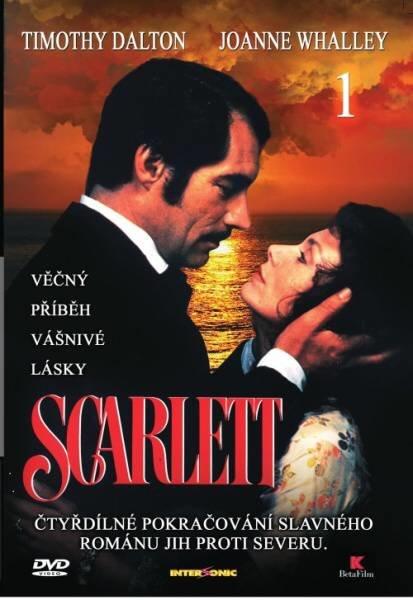 Scarlett 1 (DVD) (papírový obal)