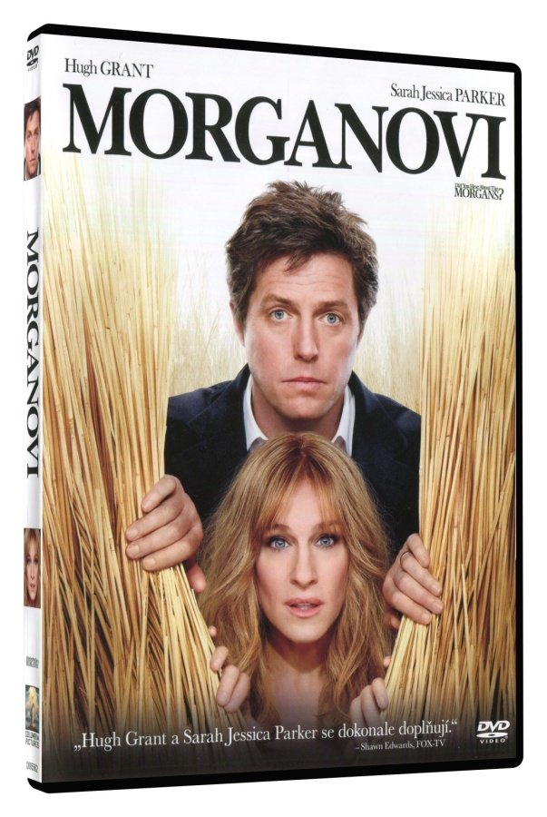 Morganovi (DVD)