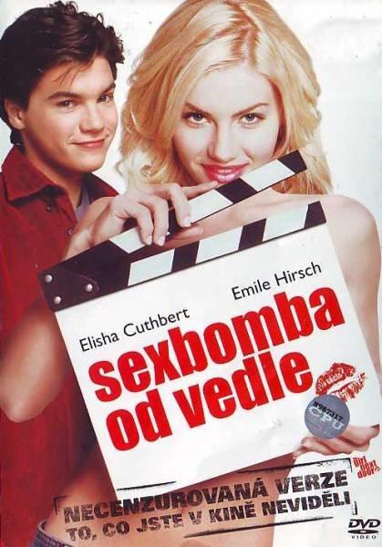 Sexbomba od vedle (DVD) - necenzurovaná verze