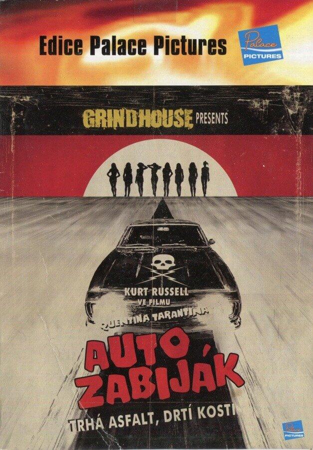 Auto zabiják (DVD) (papírový obal)