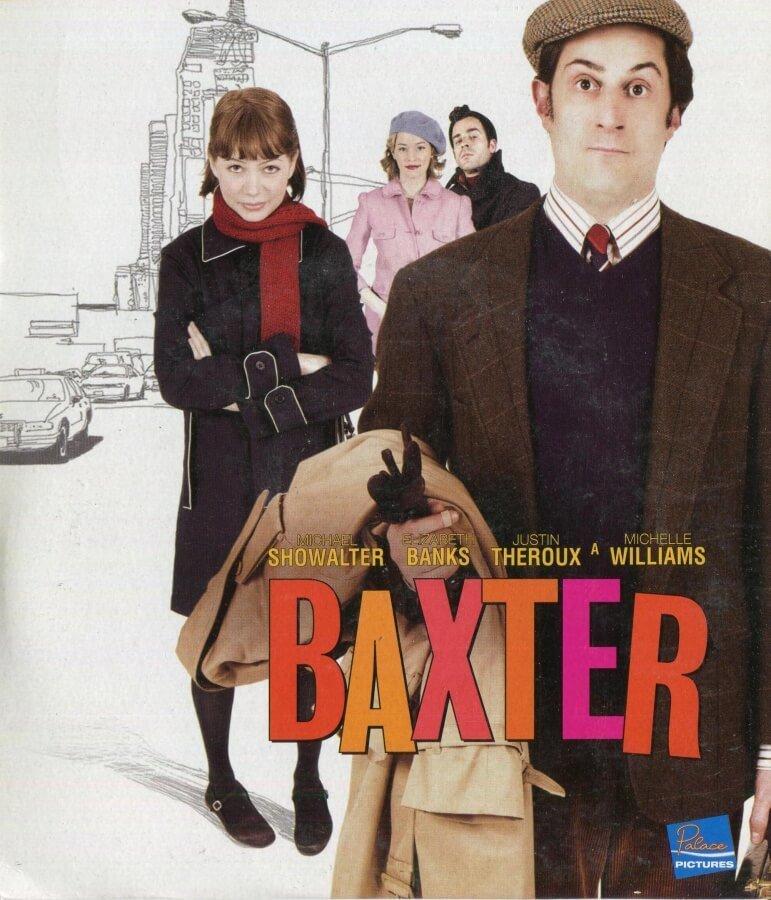 Baxter (DVD) (papírový obal)