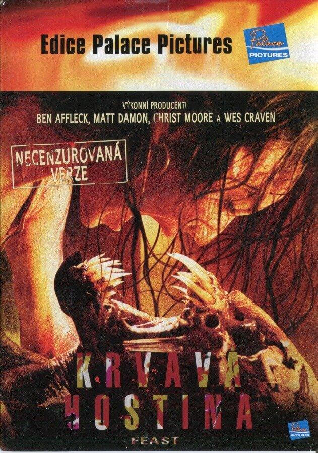 Krvavá hostina (DVD) (papírový obal) - necenzurovaná verze