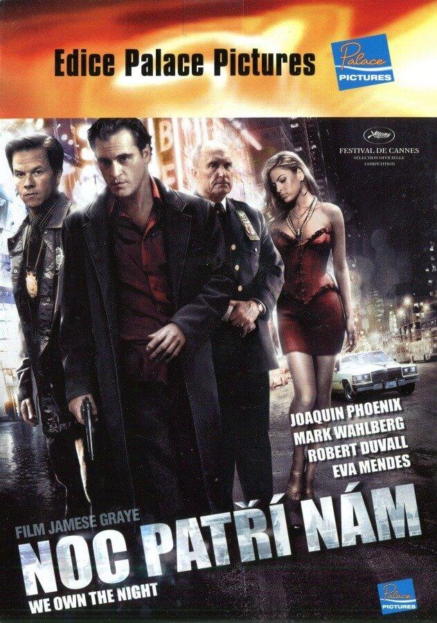 Noc patří nám (DVD) (papírový obal)