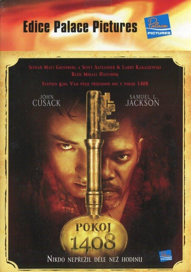Pokoj 1408 (DVD) (papírový obal)
