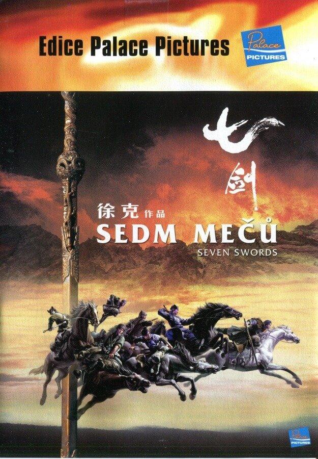 Sedm mečů (DVD) (papírový obal)