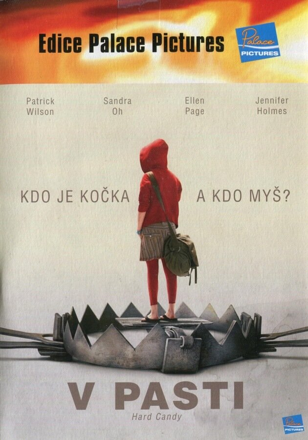 V pasti (DVD) (papírový obal)