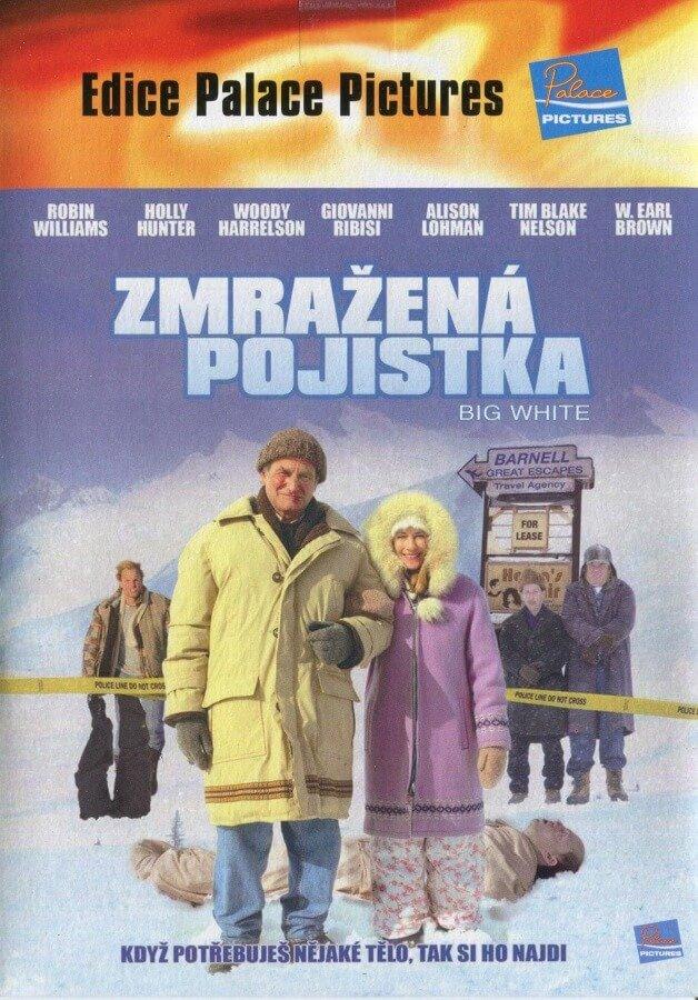 Zmražená pojistka (DVD) (papírový obal)