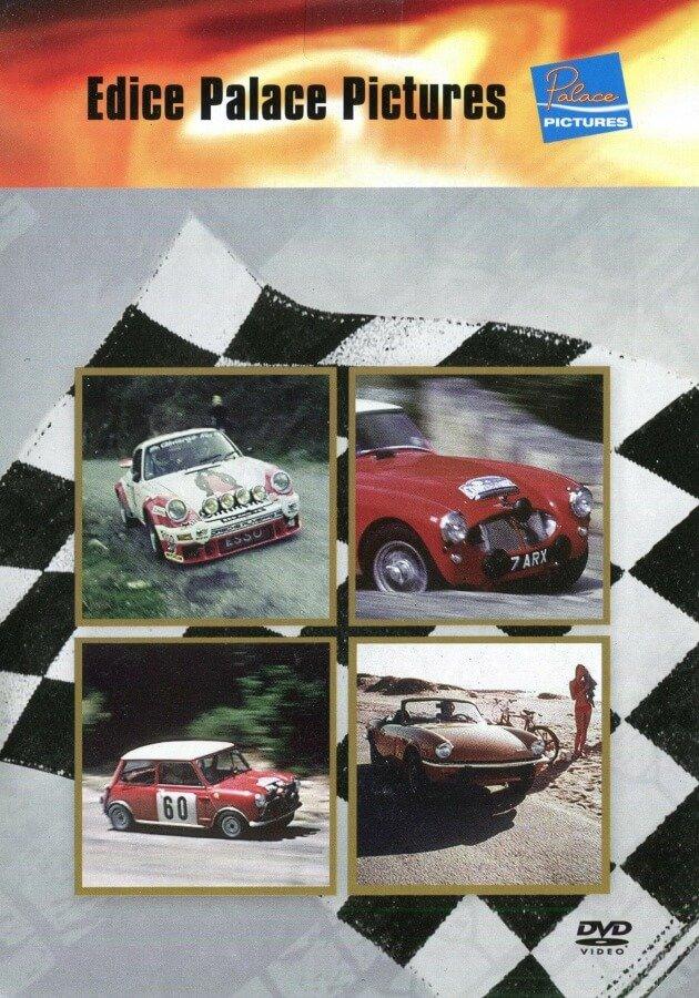 Legendární sportovní automobily (DVD) (papírový obal)