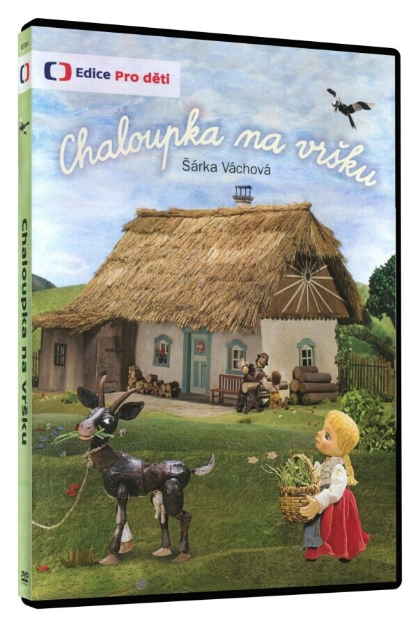 Chaloupka na vršku (DVD) - kompletní seriál