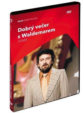 Dobrý večer s Waldemarem - 3xDVD