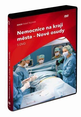 Nemocnice na kraji města - Nové osudy (13 dílů) - 5xDVD