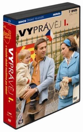 Vyprávěj - 1. série (26 dílů) - 13xDVD+CD