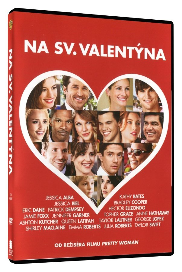 Na svatého Valentýna / Na sv.Valentýna (DVD)
