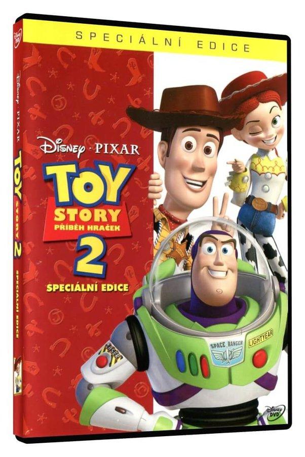 Toy Story 2: Příběh hraček (DVD)