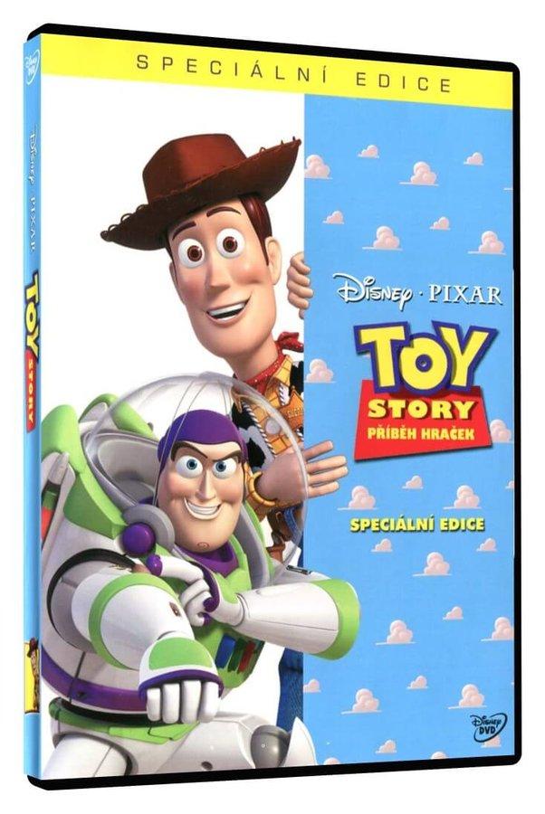 Toy Story: Příběh hraček (DVD)