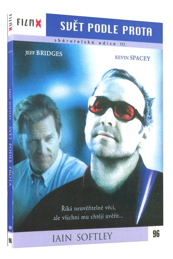 Svět podle Prota (DVD) - edice Film X