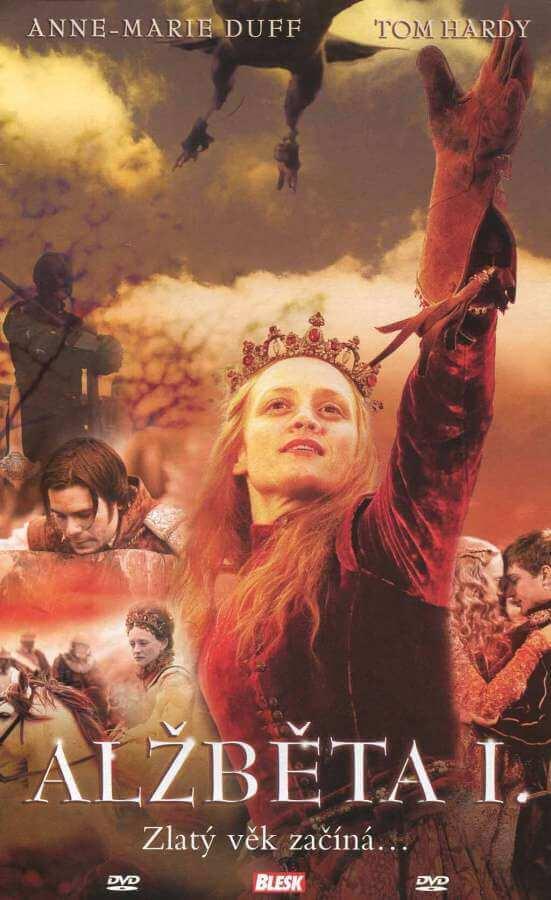 Alžběta I. (DVD) (papírový obal)
