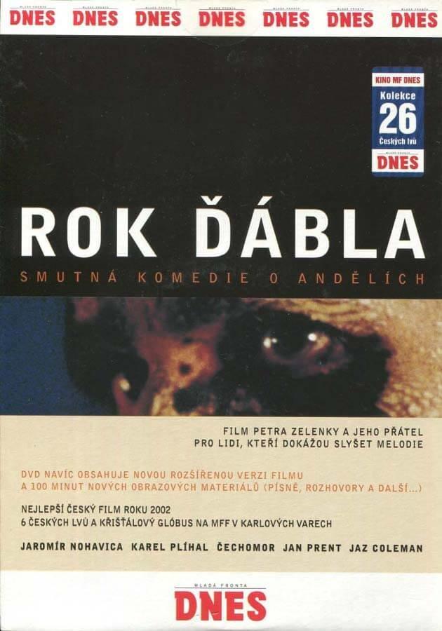 Rok ďábla - rozšířená verze (DVD) (papírový obal)