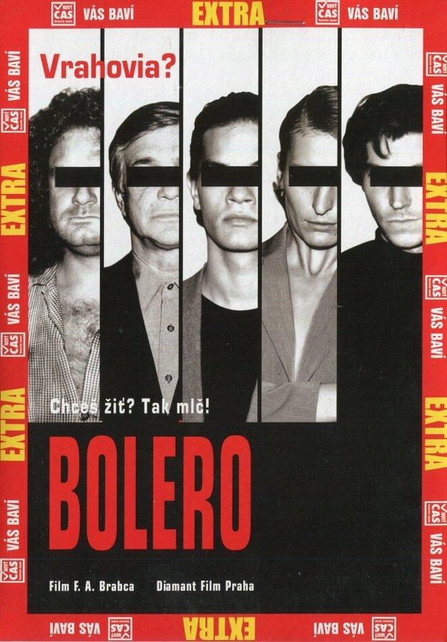 Bolero (DVD) (papírový obal)