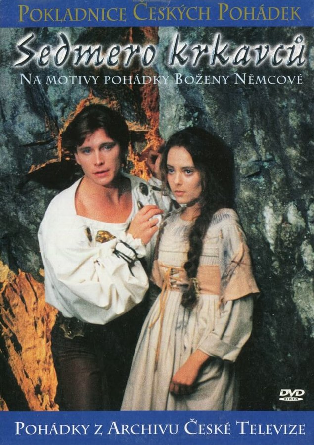 Sedmero krkavců (1993) (DVD) (papírový obal)