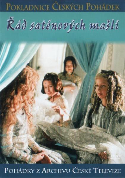 Řád saténových mašlí (DVD) (papírový obal)