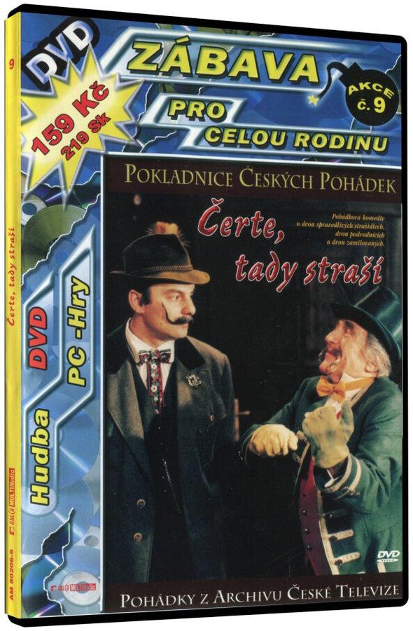 Čerte, tady straší (DVD)