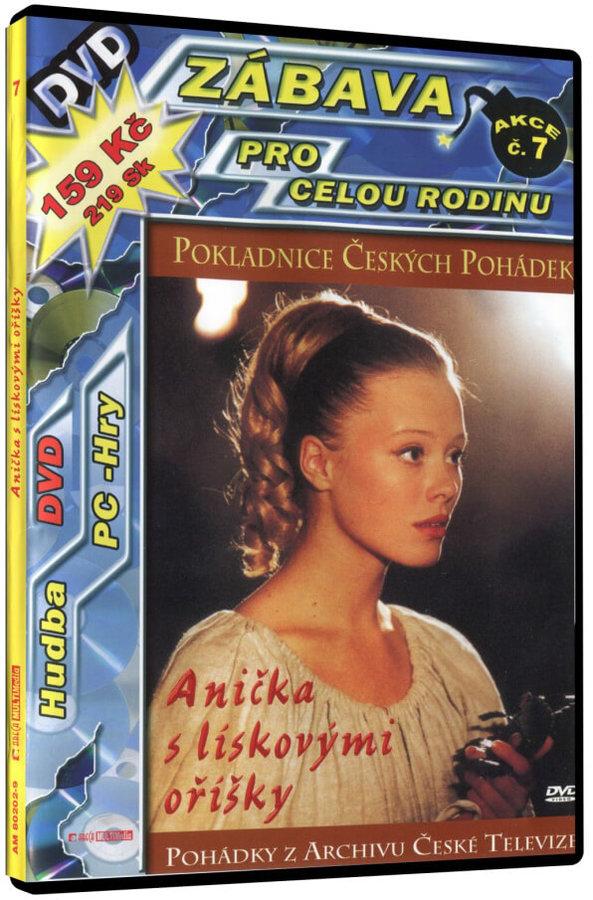 Anička s lískovými oříšky (DVD)