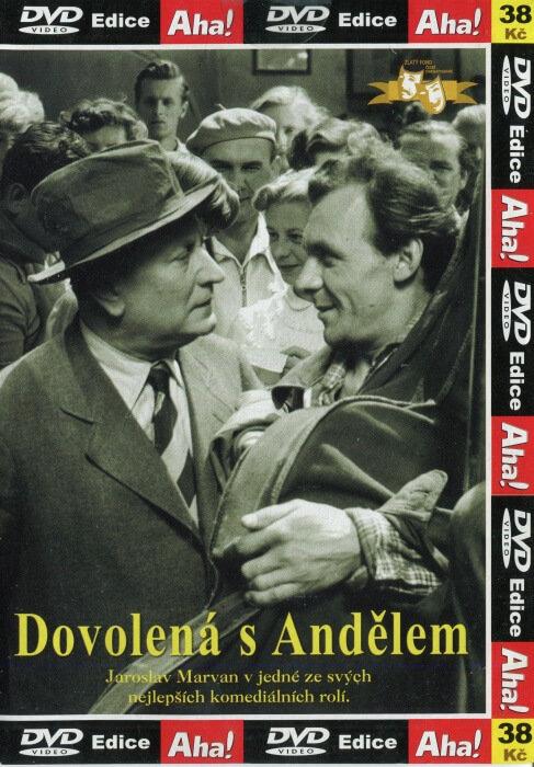 Dovolená s Andělem (DVD) (papírový obal)