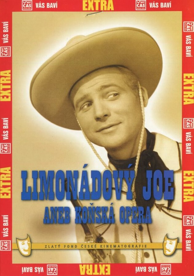 Limonádový Joe (DVD) (papírový obal)