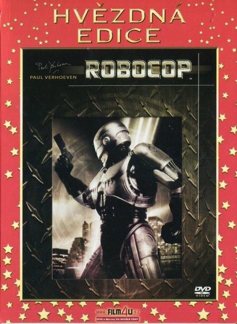 Robocop (DVD) (papírový obal) - režisérská verze