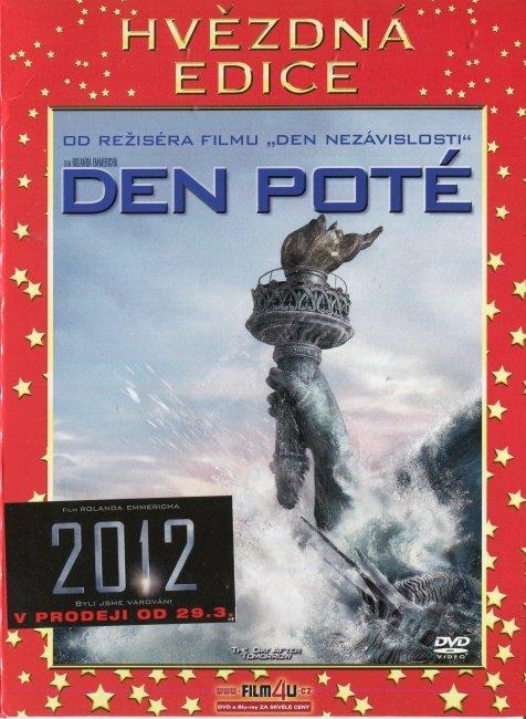 Den poté (DVD) (papírový obal)
