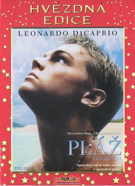 Pláž (DVD) (papírový obal)