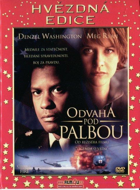Odvaha pod palbou (DVD) (papírový obal)