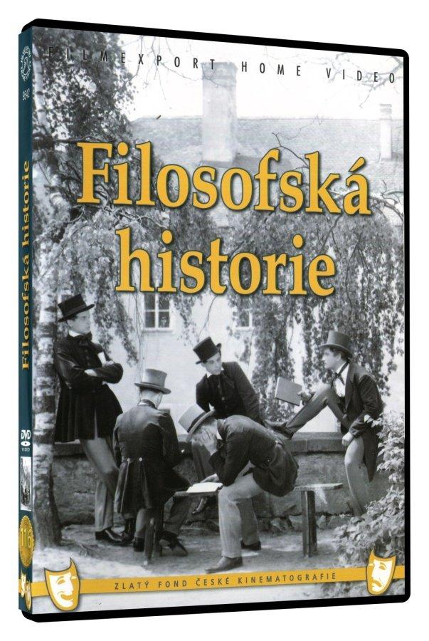 Filosofská historie (DVD)