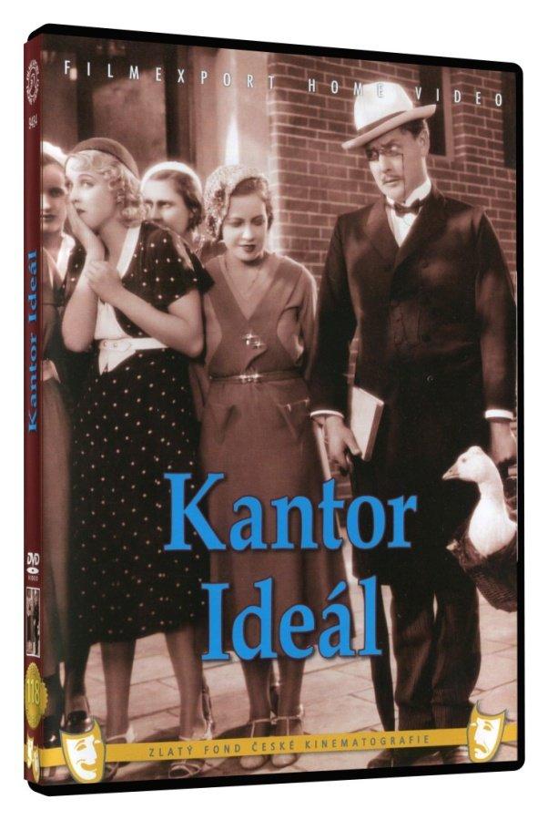 Kantor Ideál (DVD)
