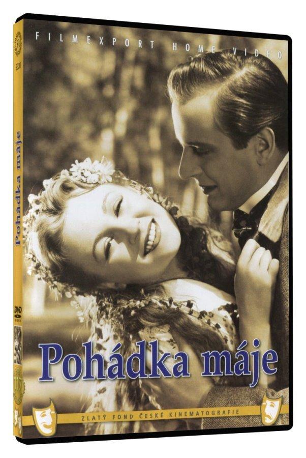 Pohádka máje (DVD)