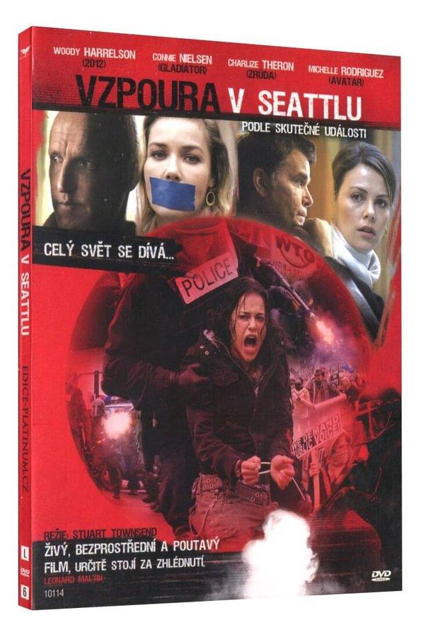 Vzpoura v Seattlu (DVD)