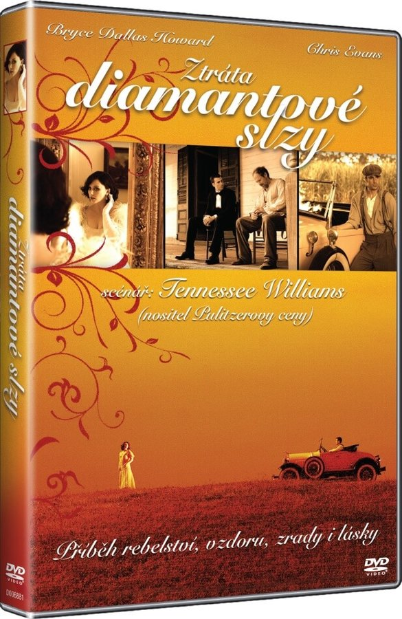 Ztráta diamantové slzy (DVD)