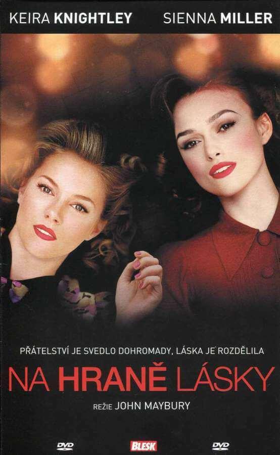 Na hraně lásky (DVD) (papírový obal)