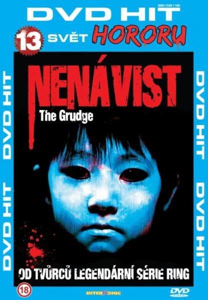 Nenávist - edice svět hororu (DVD) (papírový obal)