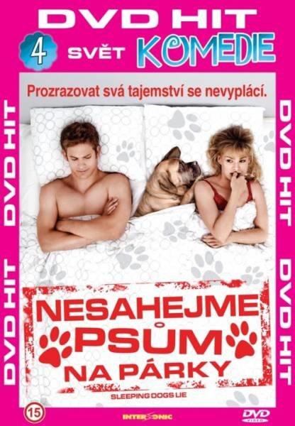 Nesahejme psům na párky - edice svět komedie (DVD) (papírový obal)
