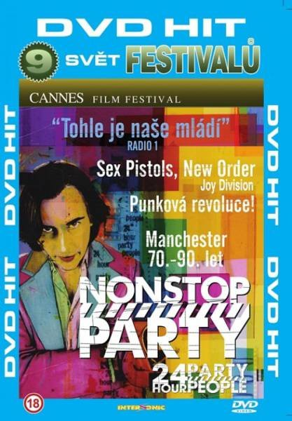 Nonstop párty (DVD) (papírový obal)