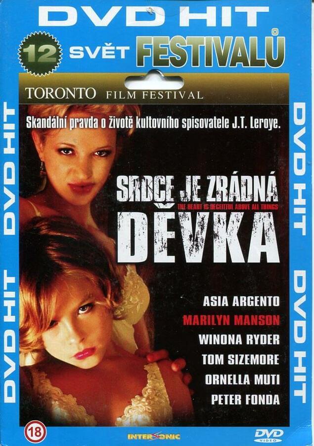 Srdce je zrádná děvka - edice svět festivalů (DVD) (papírový obal)
