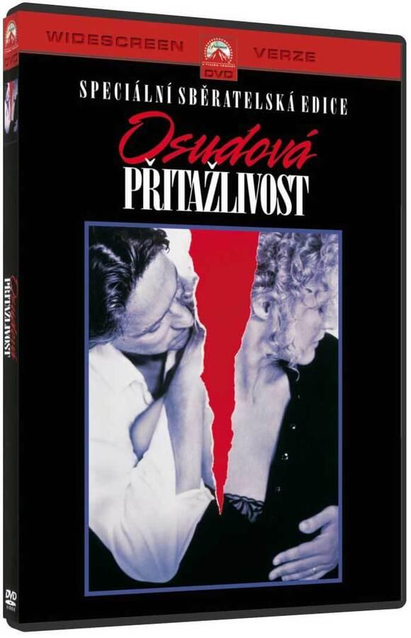 Osudová přitažlivost (DVD) - edice Milujeme 80ky