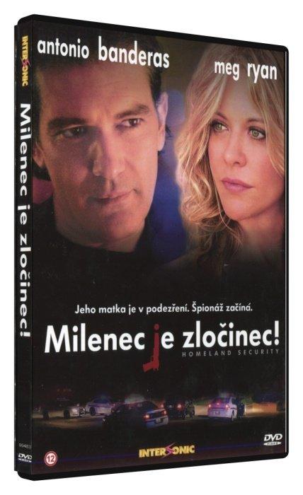 Milenec je zločinec! (DVD)