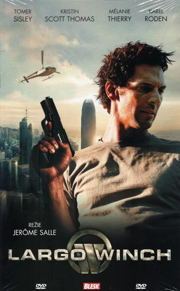 Largo Winch (DVD) (papírový obal)