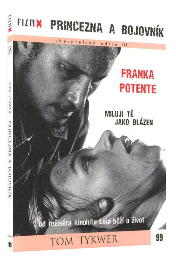 Princezna a bojovník (DVD) - edice Film X